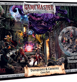 Army Painter Army Painter: Gamemaster - Dungeons & Caverns Core Set