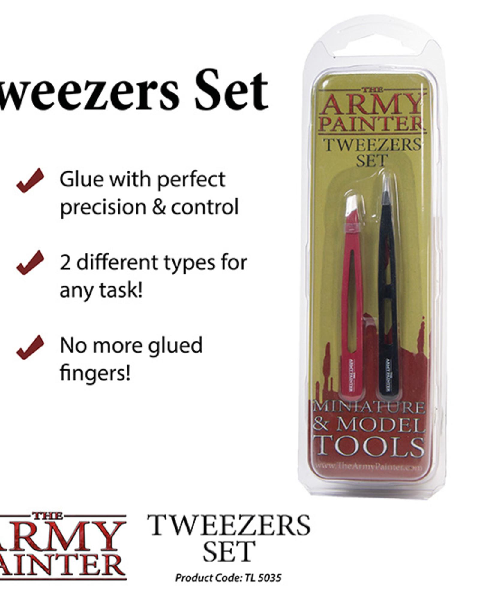 Army Painter: Tweezers