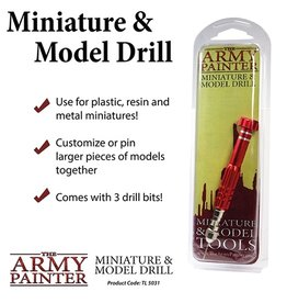 Army Painter: Miniature and Model Drill