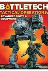 Catalyst Game Labs BattleTechTactical Operations: Advanced Units & Equipment