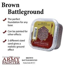 Army Painter Army Painter: Battlefield: Brown Battleground