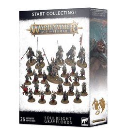 Games Workshop Start Collecting! Soulblight Gravelords (New)