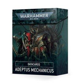 Games Workshop Datacards: Adeptus Mechanicus
