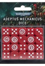Games Workshop Adeptus Mechanicus Dice Set