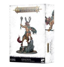 Games Workshop Warhammer Age of Sigmar: Kragnos, the End of Empires