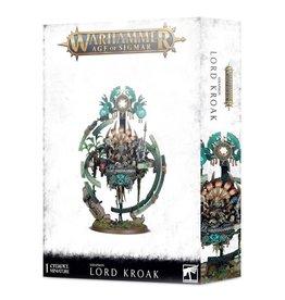 Games Workshop Warhammer Age of Sigmar: Lord Kroak (New)