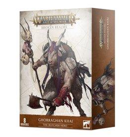 Games Workshop Broken Realms: Ghorraghan Khai – The Butcher-herd