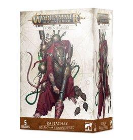 Games Workshop Broken Realms: Rattachak - Rattachak's Doom-coven