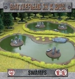 Gale Force Nine Battlefield in a Box: Swamps