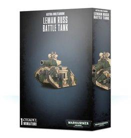 Games Workshop Warhammer 40,000: Leman Russ Battle Tank