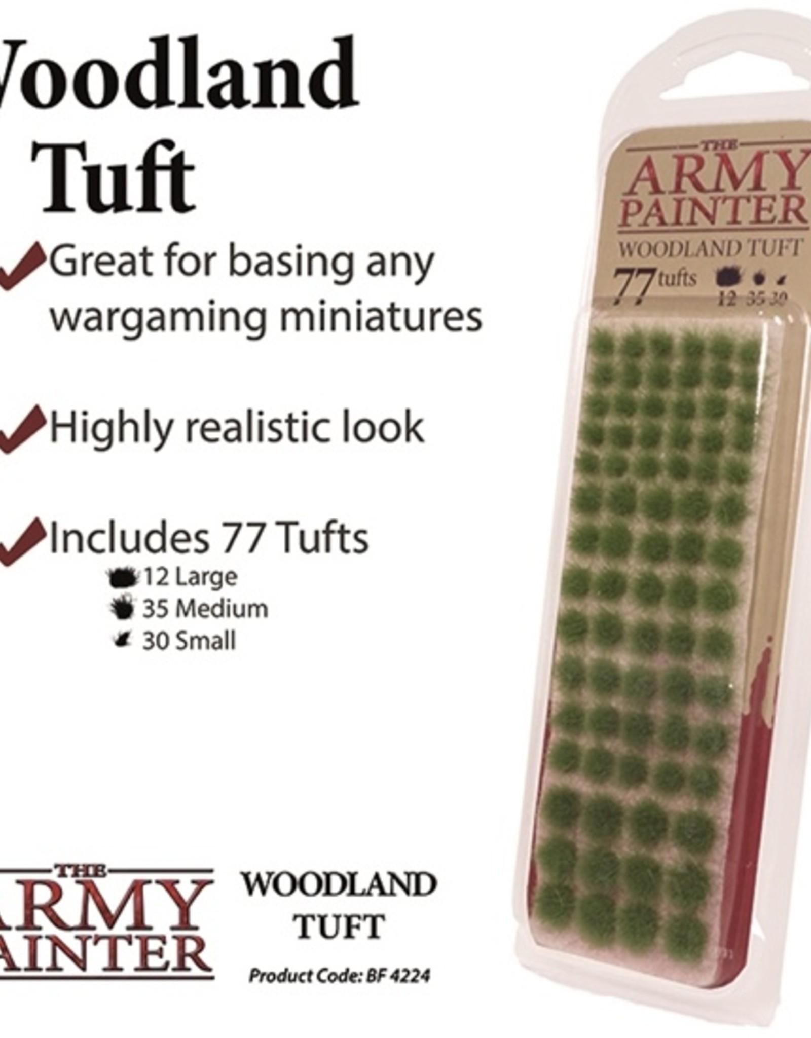 Army Painter: Battlefield: Woodland Tuft (77)