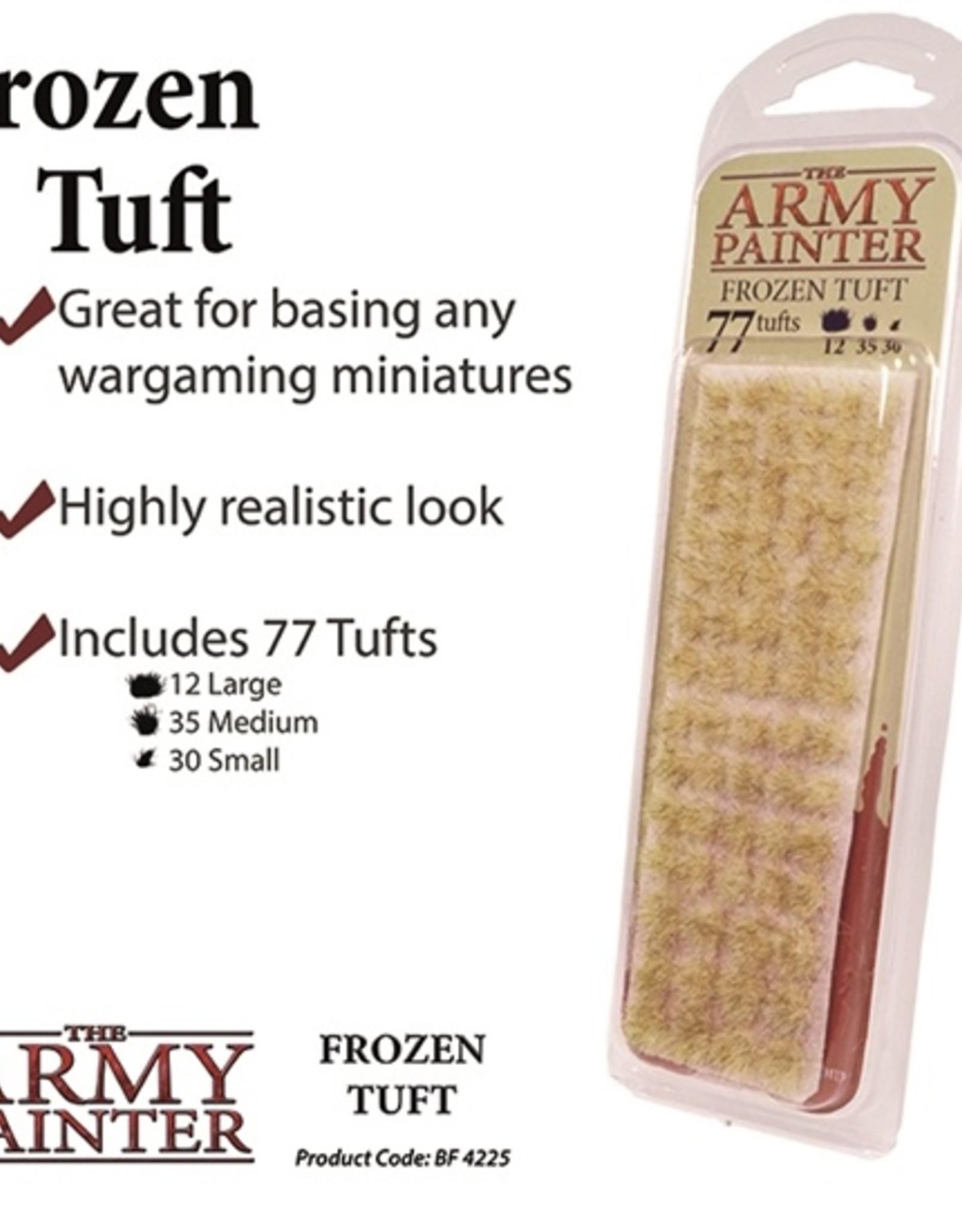 Army Painter: Battlefield: Frozen Tufts (77)