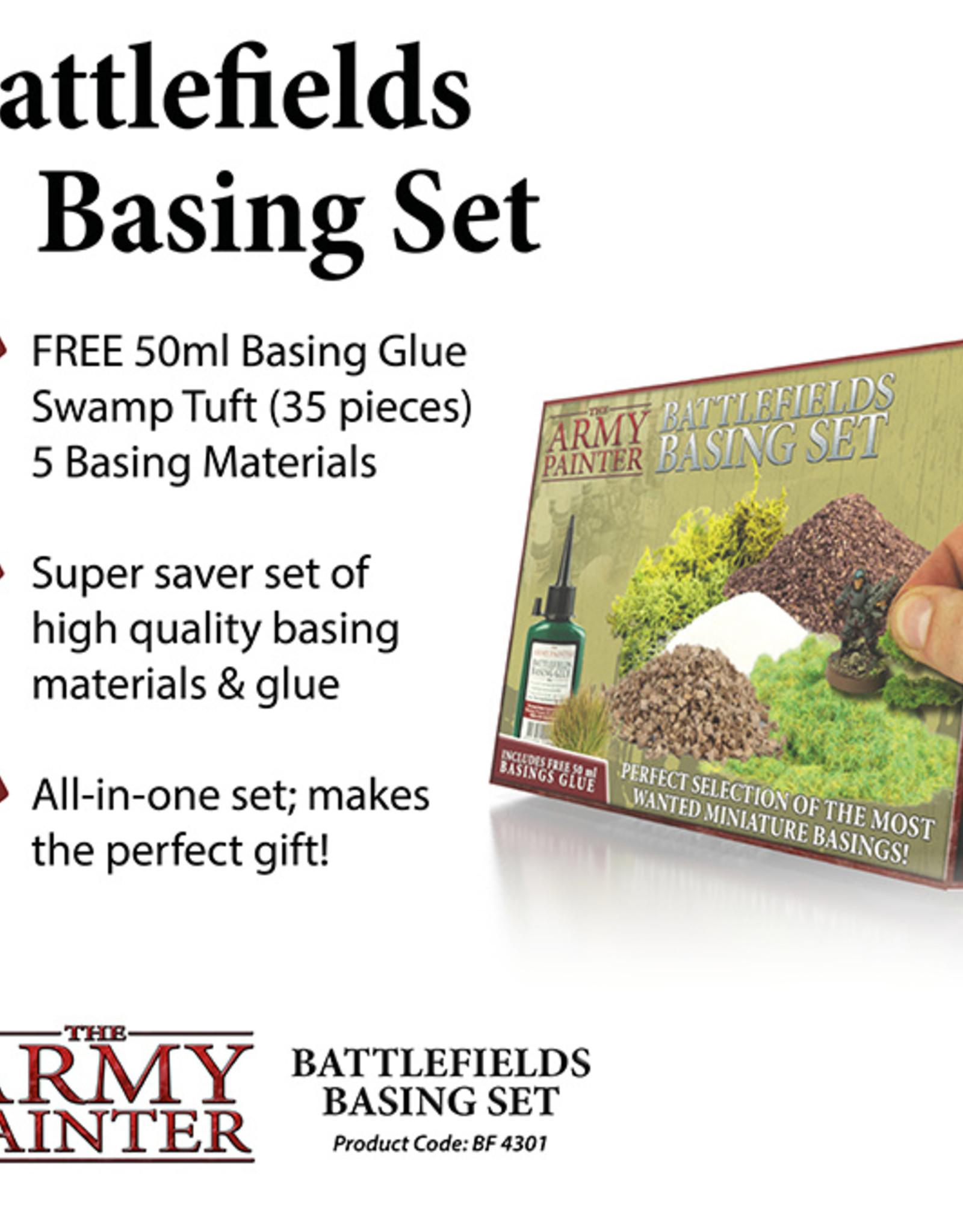 Army Painter: Battlefield: Basing Set