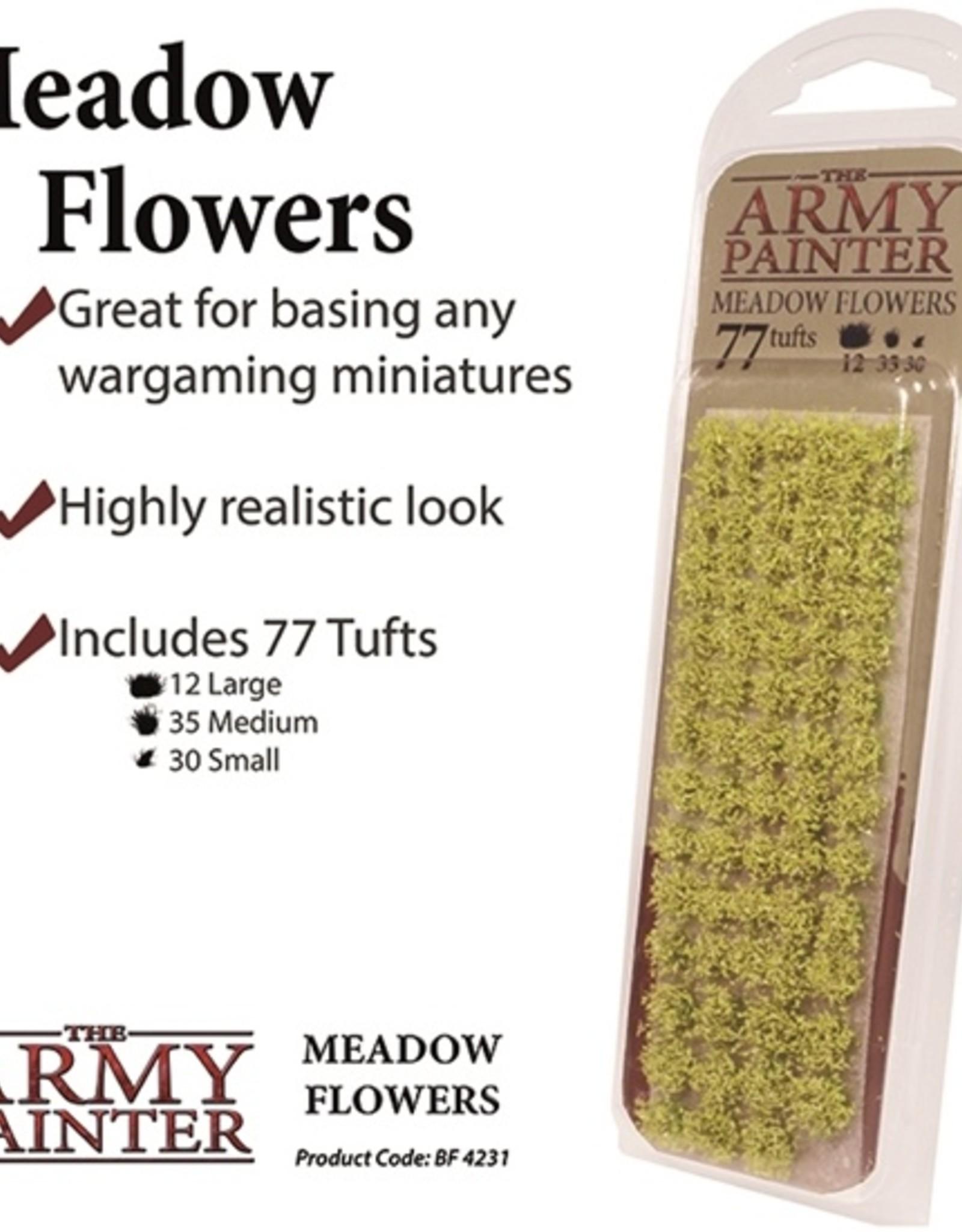 Army Painter: Battlefield: Meadow Flowers Tuft