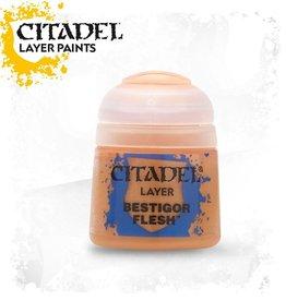 Citadel Paints: Bestigor Flesh (Layer)