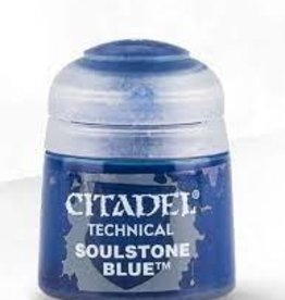 Games Workshop Citadel Paints: Soulstone Blue (Technical)