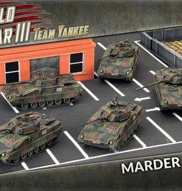 Battlefront Miniatures Team Yankee: German: Marder II Zug (New)