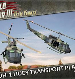 Battlefront Miniatures Team Yankee: German: UH-1 Huey Transport Platoon
