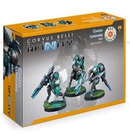 Corvus Belli Infinity: NA2 Chaksa Longarms