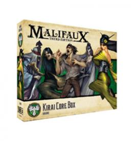 Wyrd Games Malifaux 3e-Resurrectionists: Kirai Core Box (New)