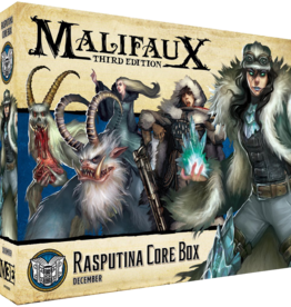 Wyrd Games Malifaux 3e: Rasputina Core Box (New)