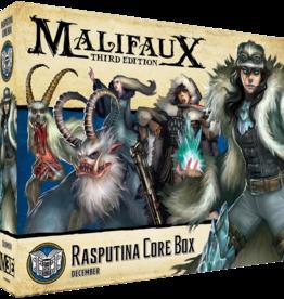 Wyrd Games Malifaux 3e: Rasputina Core Box