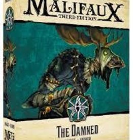 Wyrd Games Malifaux 3e: The Damned