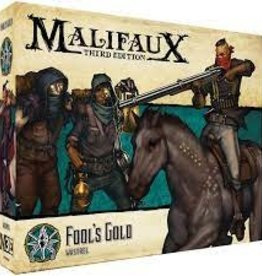 Wyrd Games Malifaux 3e: Fool's Gold