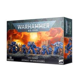 Games Workshop Warhammer 40,000: Assault Intercessors
