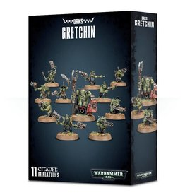 Games Workshop Warhammer 40,000: Ork Gretchin