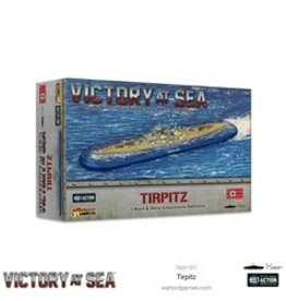 Warlord Games Victory at Sea: Tirpitz