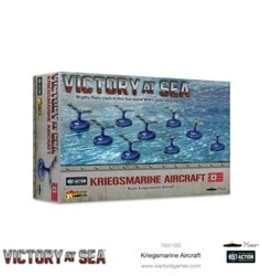 Warlord Games Victory at Sea: Kriegsmarine Aircraft (New)