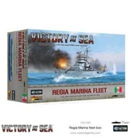 Warlord Games Victory at Sea: Regia Marina Fleet Box