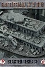Battlefront Miniatures Battlefield in a Box: Blasted Terrace