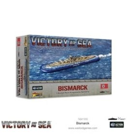 Warlord Games Victory At Sea: Bismarck