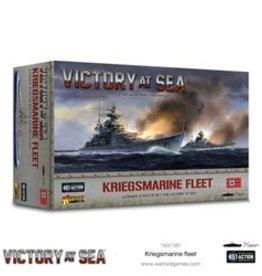 Warlord Games Victory At Sea: Kriegsmarine Fleet