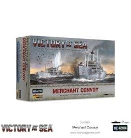 Warlord Games Victory At Sea: Merchant Convoy