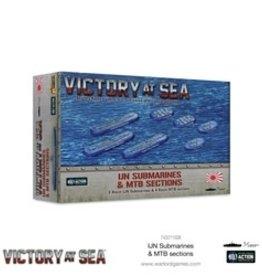 Warlord Games Victory At Sea: IJN Submarines & MTB Sections