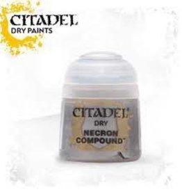 Citadel Paints: Necron Compound (Dry)