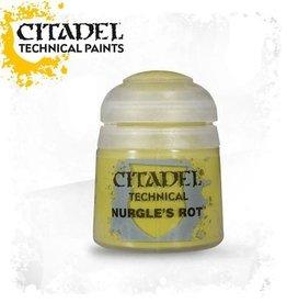Citadel Paints: Nurgles Rot (Technical)