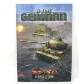 Flames of War Flames of War: German: D-Day German