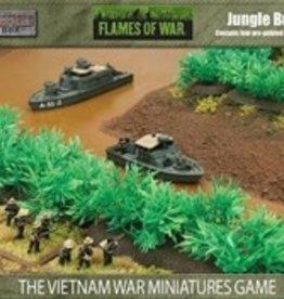 Battlefield in a Box Tour of Duty: Terrain: Jungle Bushes (x6)