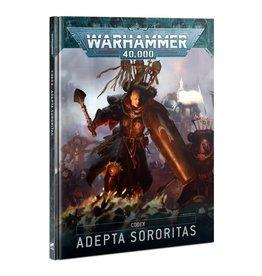 Games Workshop Codex: Adepta Sororitas (2021) (New)