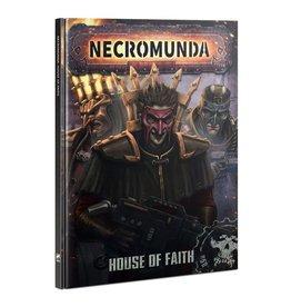 Games Workshop Necromunda: House of Faith (New)