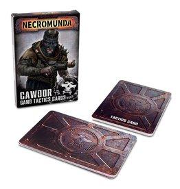 Games Workshop Necromunda: Cawdor Gang Tactics Cards