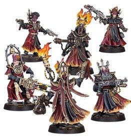 Games Workshop Necromunda: Cawdor Redemptionists (New)