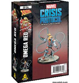 Atomic Mass Games Marvel Crisis Protocol: Omega Red