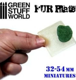 Green Stuff World Green Stuff World: Fur plate