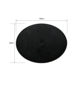 Citadel 120 x 92 mm Oval Base