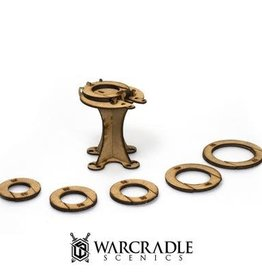 Warcradle Games Warcradle  Scenics: Paint Grippers